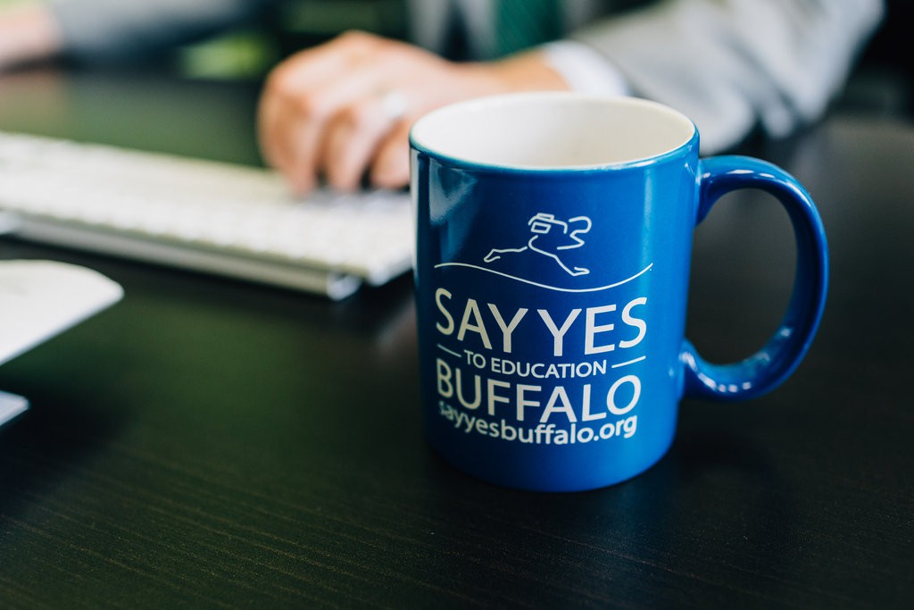 David Rust - Say Yes Buffalo