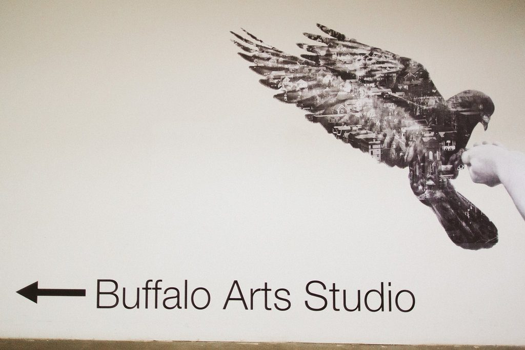 Alma Carrillo - Buffalo Arts Studio