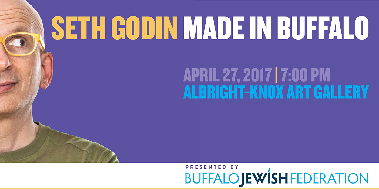 Seth Godin - Made in Buffalo